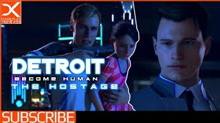 DETROIT: BECOME HUMAN | THE HOSTAGE | Intense drama | DEMO | PS4
