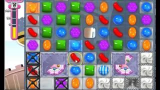 Candy Crush Saga Level 381 Basic Strategy