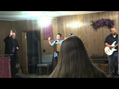 Ellington Apostolic Tabernacle praise and worship