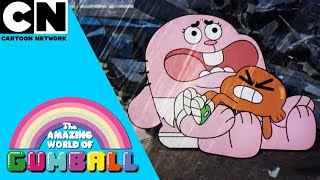 Amazing World of Gumball | Wackiest Compilation | Cartoon Network
