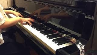 ピアノ演奏「FREEZE/Kis-My-Ft2」【耳コピ】
