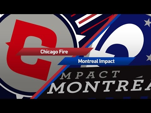 HIGHLIGHTS | Chicago Fire 2-2 Montreal Impact