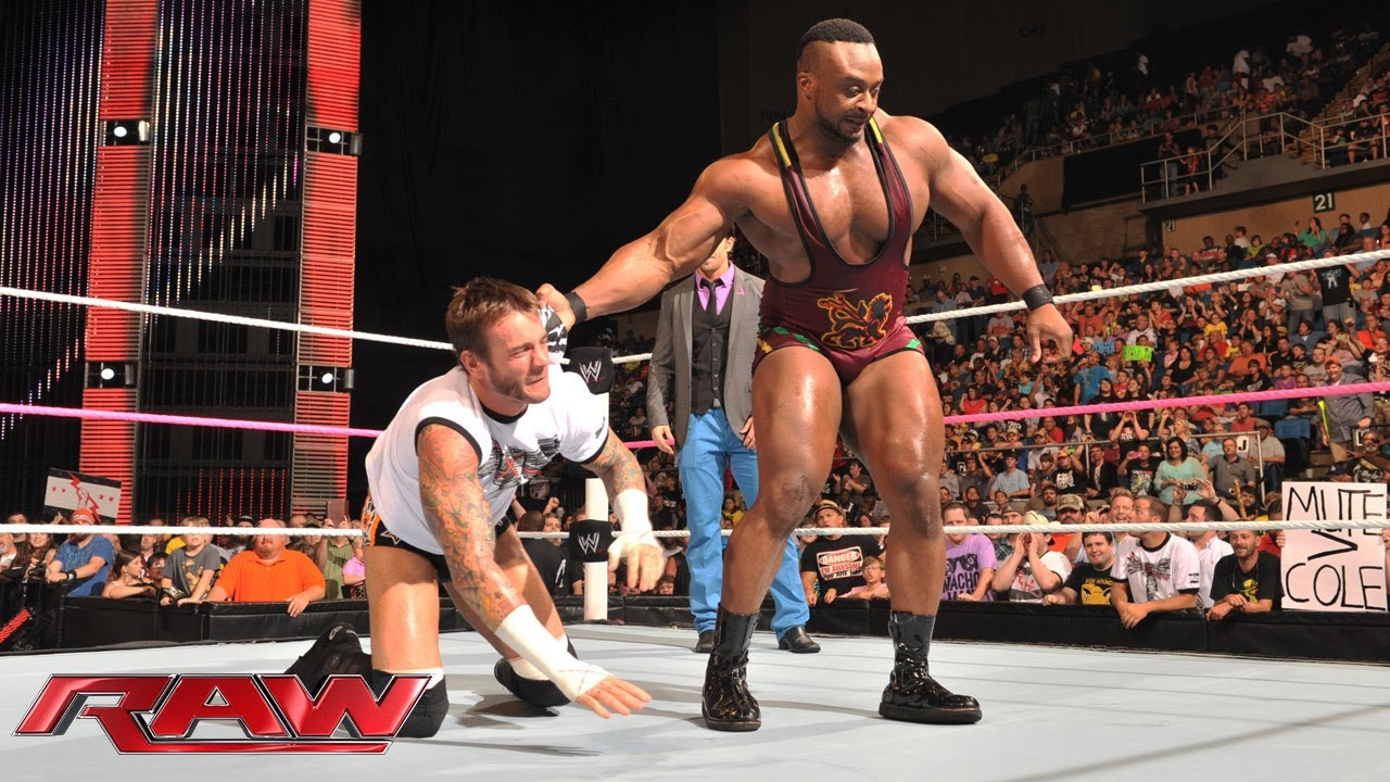 CM Punk vs. Big E Langston: Raw, Sept. 30, 2013