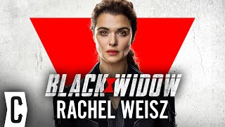 Rachel Weisz Reveals What Surprised Her About Making 'Black Widow' with Marvel