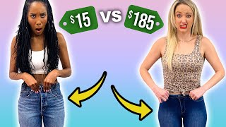 Guessing Cheap vs Expensive Jeans! (Cheap vs Steep)