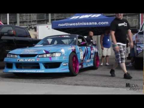 Slam Society & Formula Drift Irwindale 2012