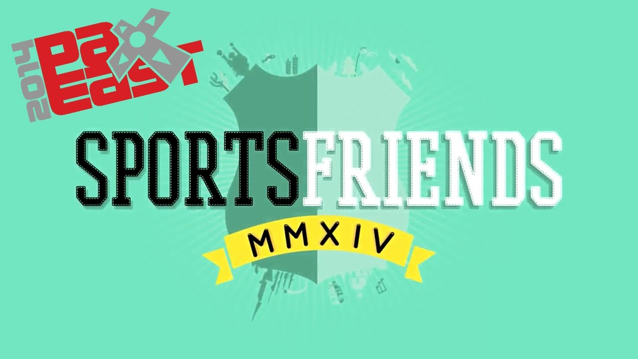 PAX EAST: Sportsfriends Interview