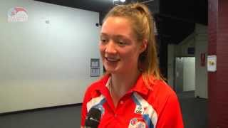 NSWSwiftsTV: Lauren Moore ready for Swifts challenge