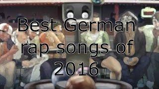 Top 10 German rap songs of 2016