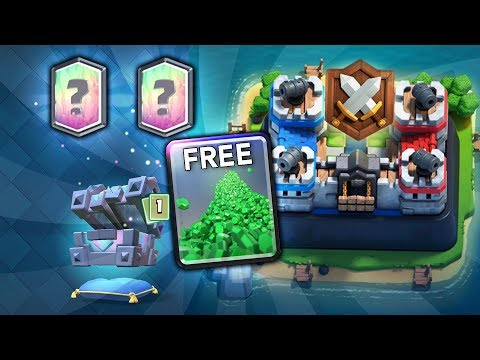 NEW FREE GEM EVENT & CLAN WARS UPDATE HYPE! | Clash Royale UPDATE SOON!
