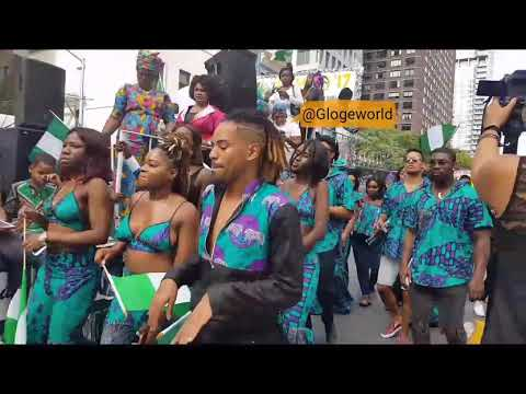 Fia Nigeria 57th Independence Day New York