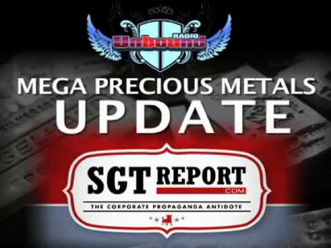Mega Precious Metals Update: SGTReport