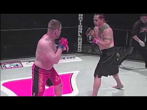 Brian Ryan vs. Joe Fonoti III AFC 36 June 14th 2007 BRUTAL KO