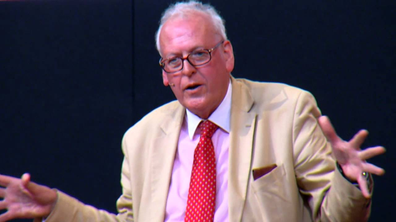 Politics and the English language: Peter Hennessy at ...