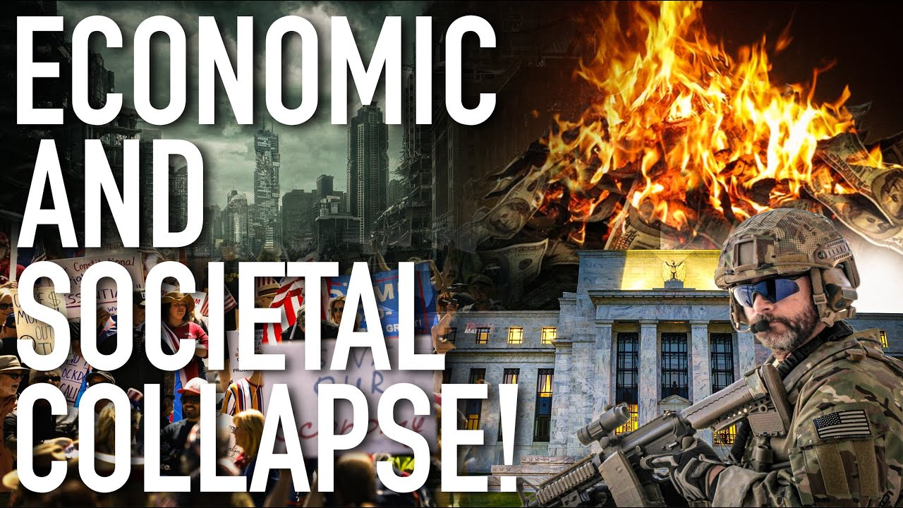 How The Fed's Policy Failure Accelerated The US Economic Crash And A Devastating Societal Collapse