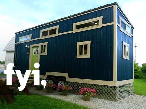 Tiny House Nation Pillow Storage Solution Fyi Youtube