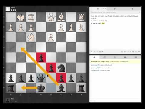 How to Play against the Italian Game as Black with 4. 0-0