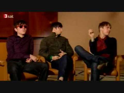 Babyshambles - Interview on 3sat part 2
