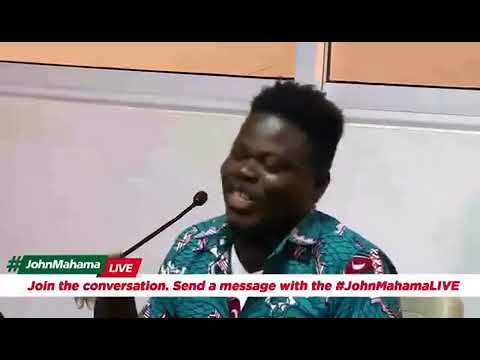 John Mahama Spells Out Plan For Moving Ghana Forward.