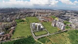 פרויקט חלומות פארק גנים מבית שיכון ובינוי נדל