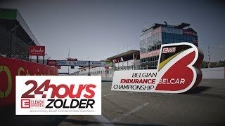 BELGIAN ENDURANCE CHAMPIONSHIP - Eleven Sports 24 hours of Zolder - RACE 4