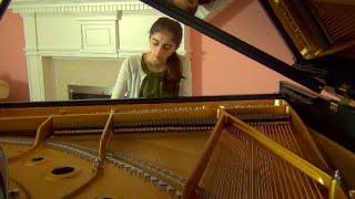 Debussy Prelude No. 8, La fille aux cheveux de lin, Book I
