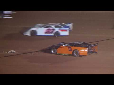 I-77 Speedway Steel Block Feature 4-6-2019