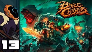 Let's Play Battle Chasers: Nightwar - PC Gameplay Part 13 - Red Monica