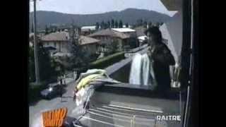 Trasmissione Ultimo Minuto - Episodio incidente  pulizia persiane
