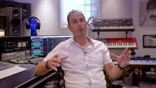 James F. Reynolds discusses Career and Studio One's Top Features!