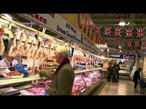 Love The Birmingham Bull Ring Markets With Gylnn Purnell