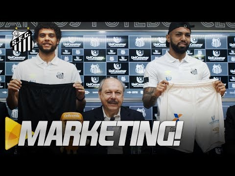 NOVIDADE DO MARKETING DO SANTOS | AO VIVO (25/09/18)