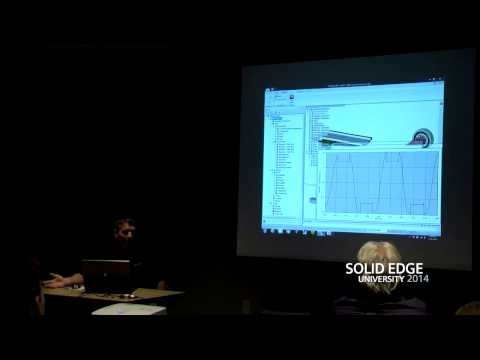 Functional Testing of Solid Edge Designs (Breakout session SEU14)