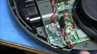 neato robotics xv11 teardown and repair part 2 of 2