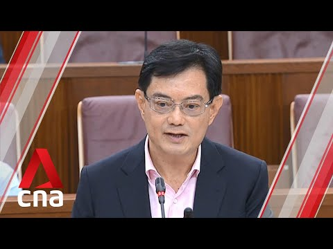 """We Will Never Let Singapore Become Bankrupt"": Heng Swee Keat On Using Reserves For COVID-19 Budgets"