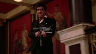 Scarface - Massacre Final (Scène Culte)