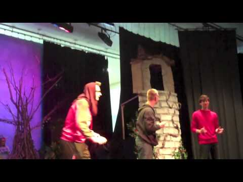 Piketon High School Presents 'Into the Woods'