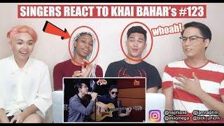 Khai Bahar - #123 (LIVE) - Jamming Hot - #HotTV | SINGERS REACT