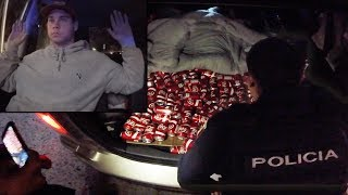 Coke Prank on CORRUPT Mexican Cops