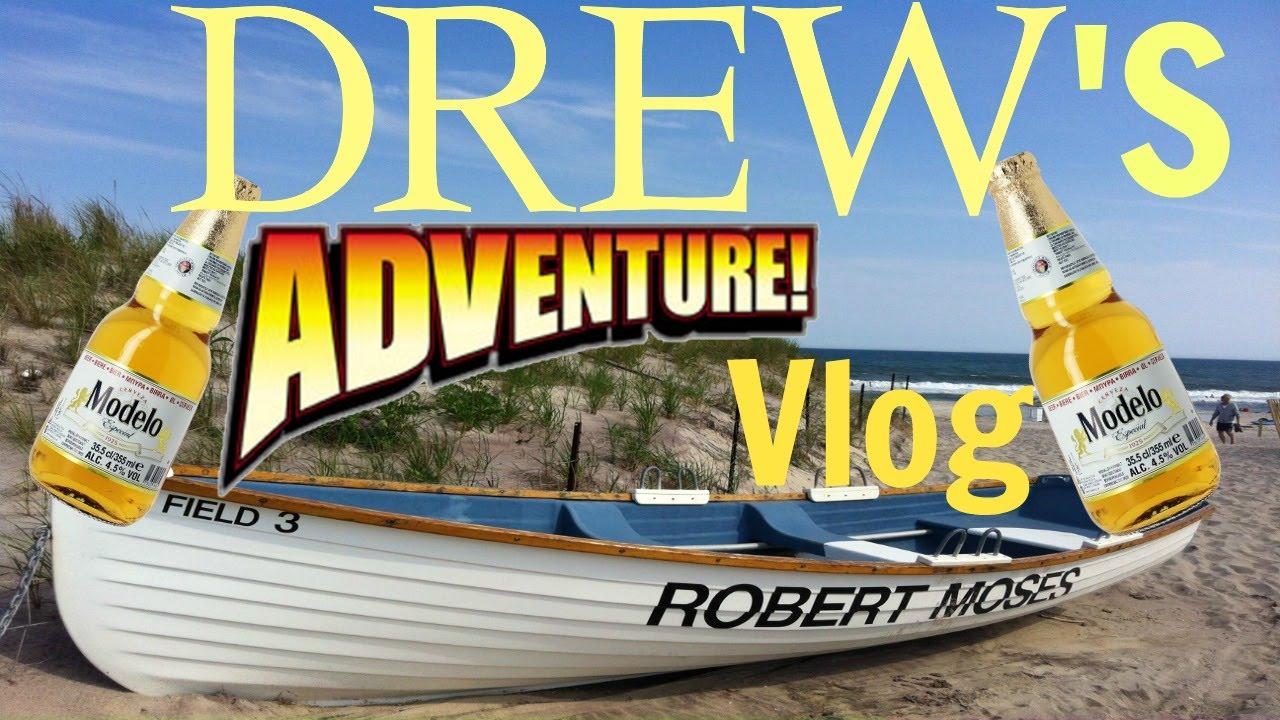 Robert Moses Beach Flock Family Fun Drews Adventure Vlogs 6