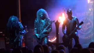 Watain - Underneath The Cenotaph Live @ Metropol, Hultsfred 2015