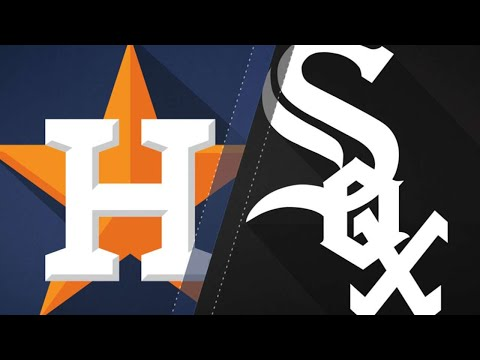 8/9/17: Miguel Gonzalez leads White Sox to a 7-1 win