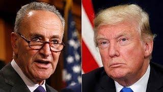 Trump Trolls Dems On Immigration