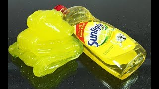 How to make clear slime with salt and hand soap safe videos for kids 0311 dish soap and brown sugar slime no glue clear slime with dish soap and brown ccuart Choice Image