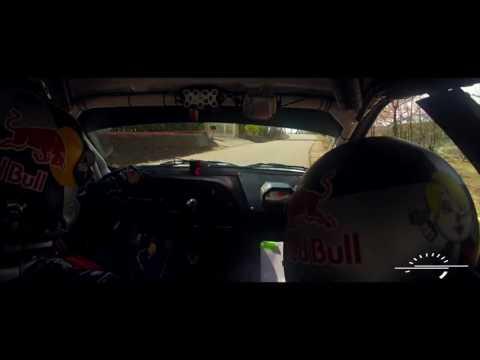 Onboard Sebastien Loeb - Peugeot 306 Maxi Kit Car