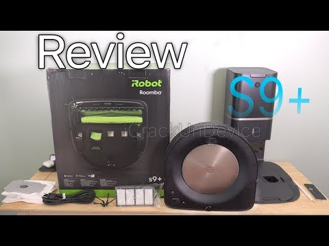 Roomba S9+ Robot Vacuum (iRobot): Review and Unboxing VS i7+