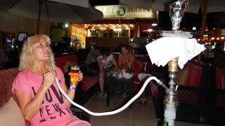 Video Sharm el Sheikh,  nightlife, Egypt, Naama Bay, Soho Square, Woman Smoking Shisha download MP3, 3GP, MP4, WEBM, AVI, FLV Agustus 2017