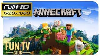 Майнкрафт в кино (2019) — Трейлер - Тизер / Minecraft / Full HD