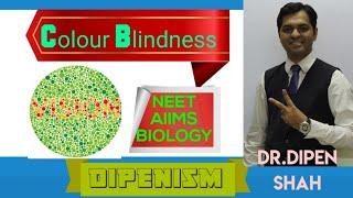 Colour Blindness - Dipenism