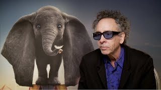 Dumbo - Intervista A Tim Burton